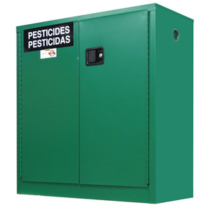 AG130 Pesticide/Chemical Storage