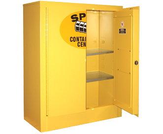 Shop Spill Containment Cabinets